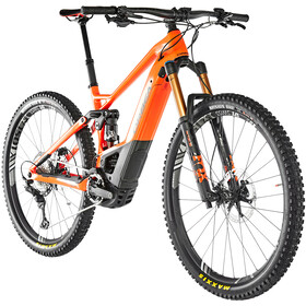 ORBEA Wild FS M-Team orange/black